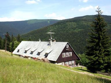 Horská chata Bumbálka