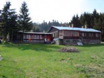 Chata Čáslava-stav
