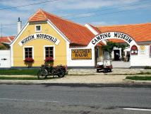 Penzion a Camping Muzeum Lesná