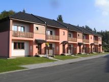 Apartmánové domy Pink-Antik