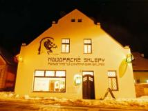 Penzion-restaurace Novopacké sklepy