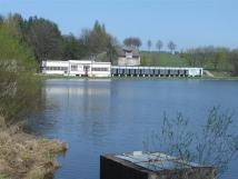 Moře u rybníka Řeka