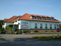Penzion a restaurace U Kašných