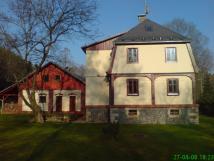 Apartmány Chřibská 1