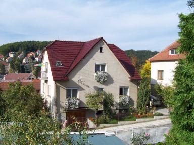 Učitelský dům Luhačovice
