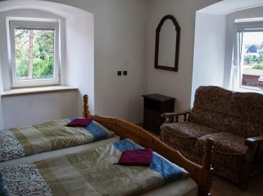 Apartmány Zámeček