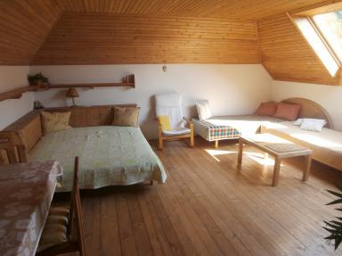 Ubytování v Habřině
