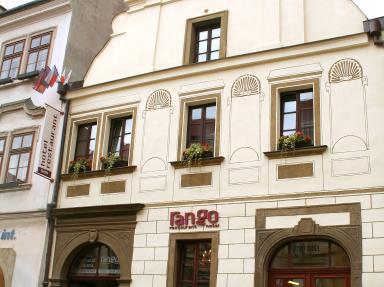 Hotel restaurace Rango