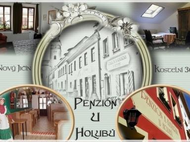 Penzion a Kavárna U Holubů