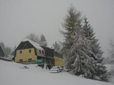 Horská chata Hubert