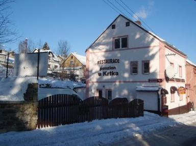 Restaurace pension u Krtka