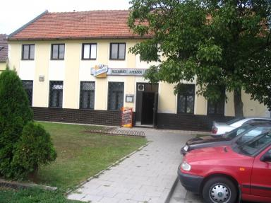 Pension a restaurace na Splávku