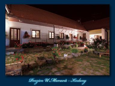 Penzion U Moravů