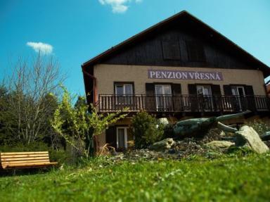 Penzion Vřesná