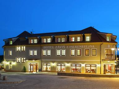 Hotel Záviš