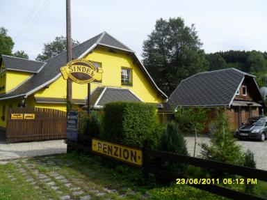Penzion Šindel