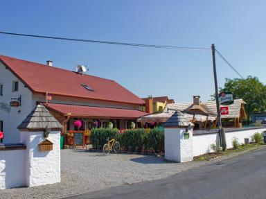 Restaurace a penzion  u Máni