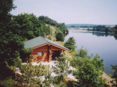 Penzion Kanadské Sruby