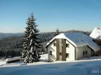 Horská chata Dům sv. Josefa