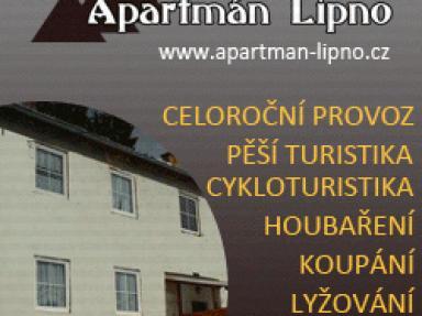 Apartmán Lipno