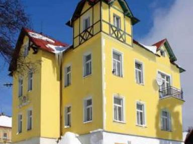 Penzion Villa Rosse