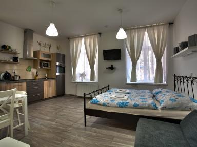 Apartmány Lesní