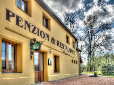 Penzion a Restaurace Papírna