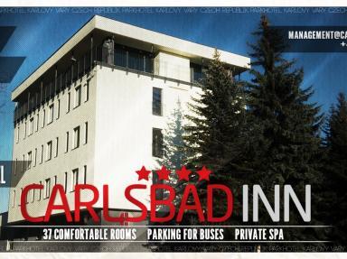Kontakt Hotel Carlsbad Inn
