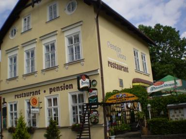 Pension a restaurace Vesna