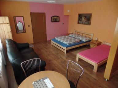 Ubytování v soukromí U Cihelny