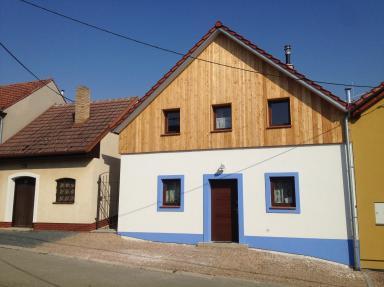 Modrý sklep Velké Bílovice