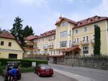 Lázeňský léčebný dům Praha