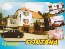 Penzion Fontána