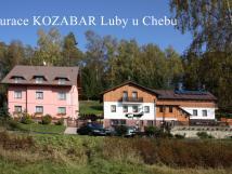 Penzion restaurace Kozabar