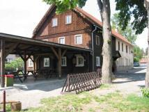 Hospůdka s penzionem Dřevěnka