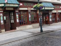 Hotel Černý kůň