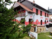 Penzion a restaurace U Janičky