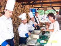 Restaurace a penzion Pod Dračí skálou