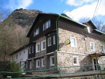 Horský penzion a restaurant Bořeň