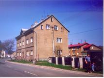 Jánský obytný nájemní dům