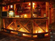 Horský penzion s restaurací Rozcestí