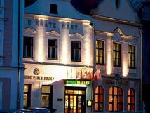 Hotel Concertino – Zlatá Husa