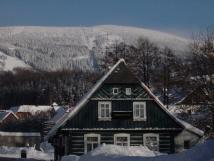 Horská chata V Zelený