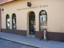 Pension a restaurace U Vinařů