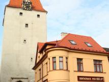 Penzion a restaurace Pod Věží
