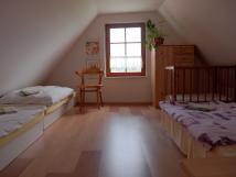 Růžové apartmá