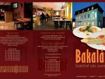 Hotel a restaurace Bakalář