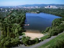 Autokemp Kamencové jezero