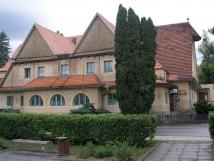 Restaurace a penzion Sokolovna