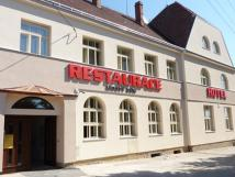 Hotel a restaurace Lidový dům